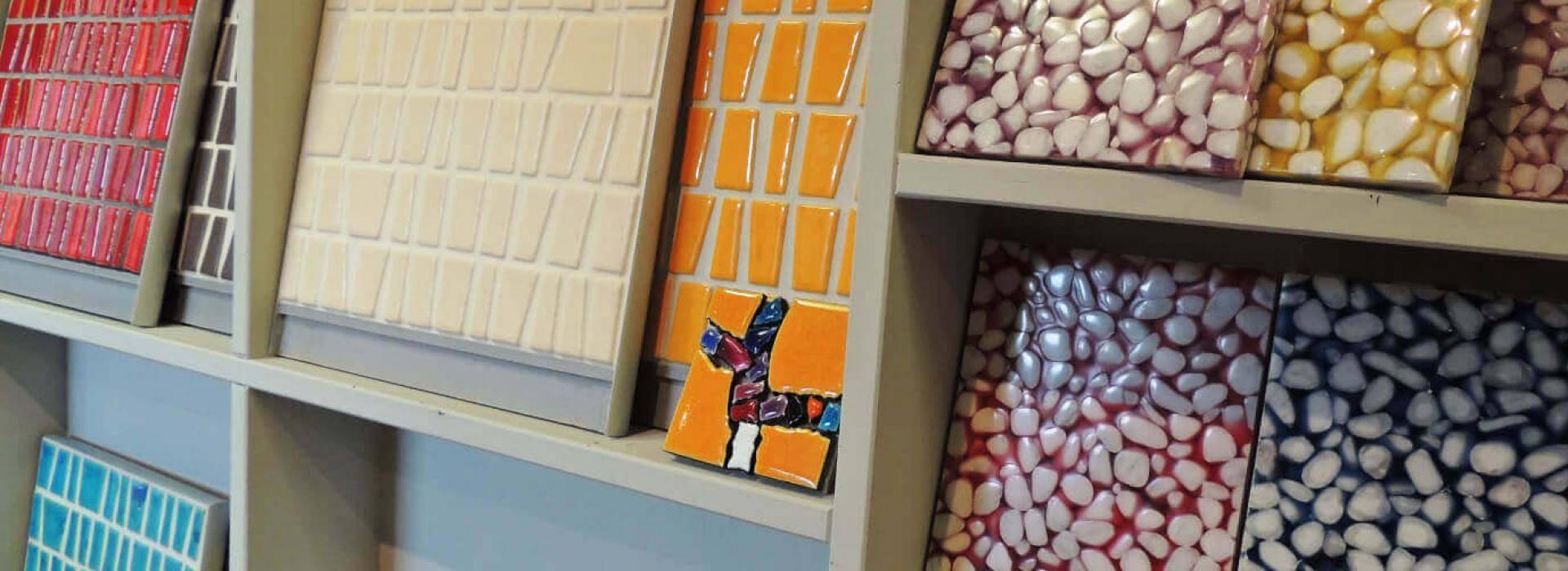 Ceramiche e Mosaici da Andreani a Sondrio