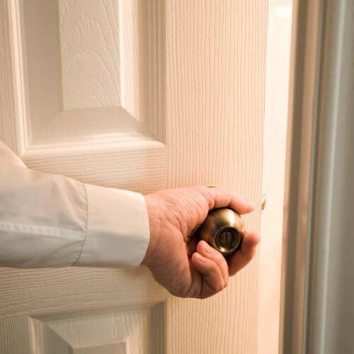 Le Porte interne: Casali, Ferrero Legno, Oikos